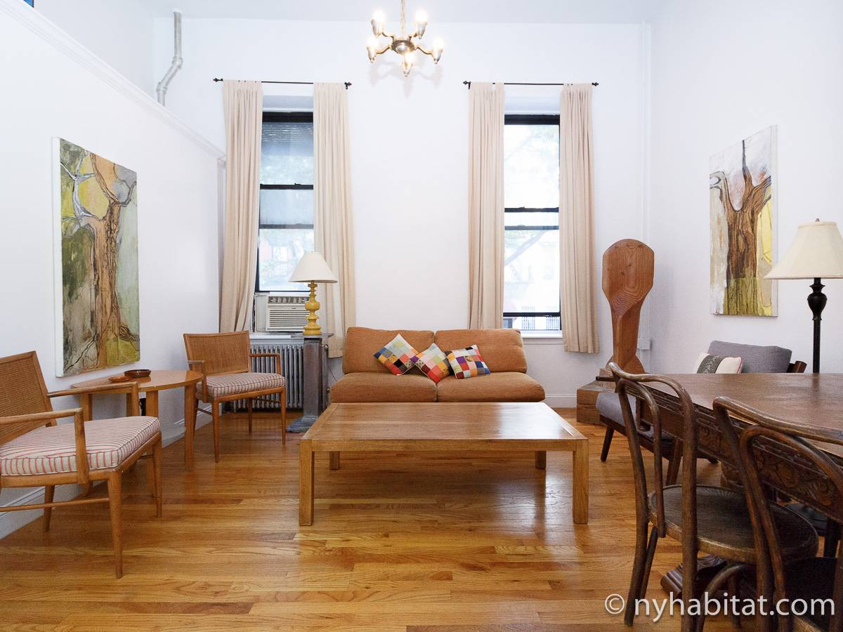 New York - 1 Bedroom apartment - Apartment reference NY-14089