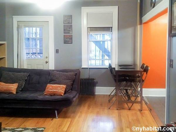 New York - 1 Bedroom accommodation - Apartment reference NY-14092