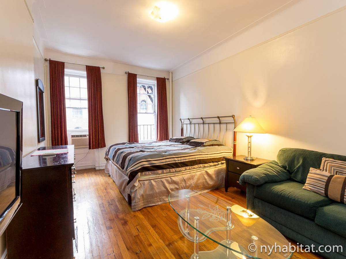 New York - Studio apartment - Apartment reference NY-14180