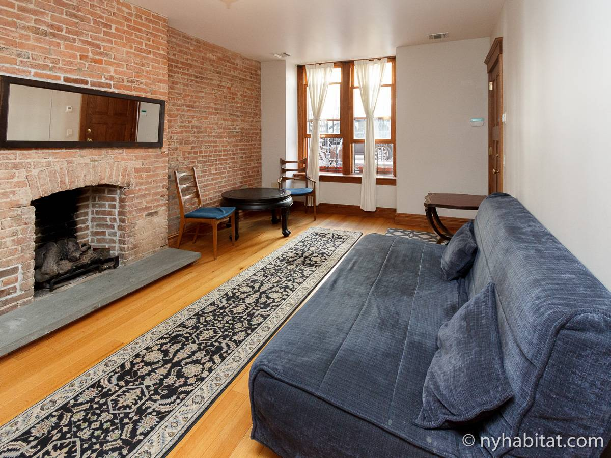 New York - 2 Bedroom accommodation - Apartment reference NY-14302
