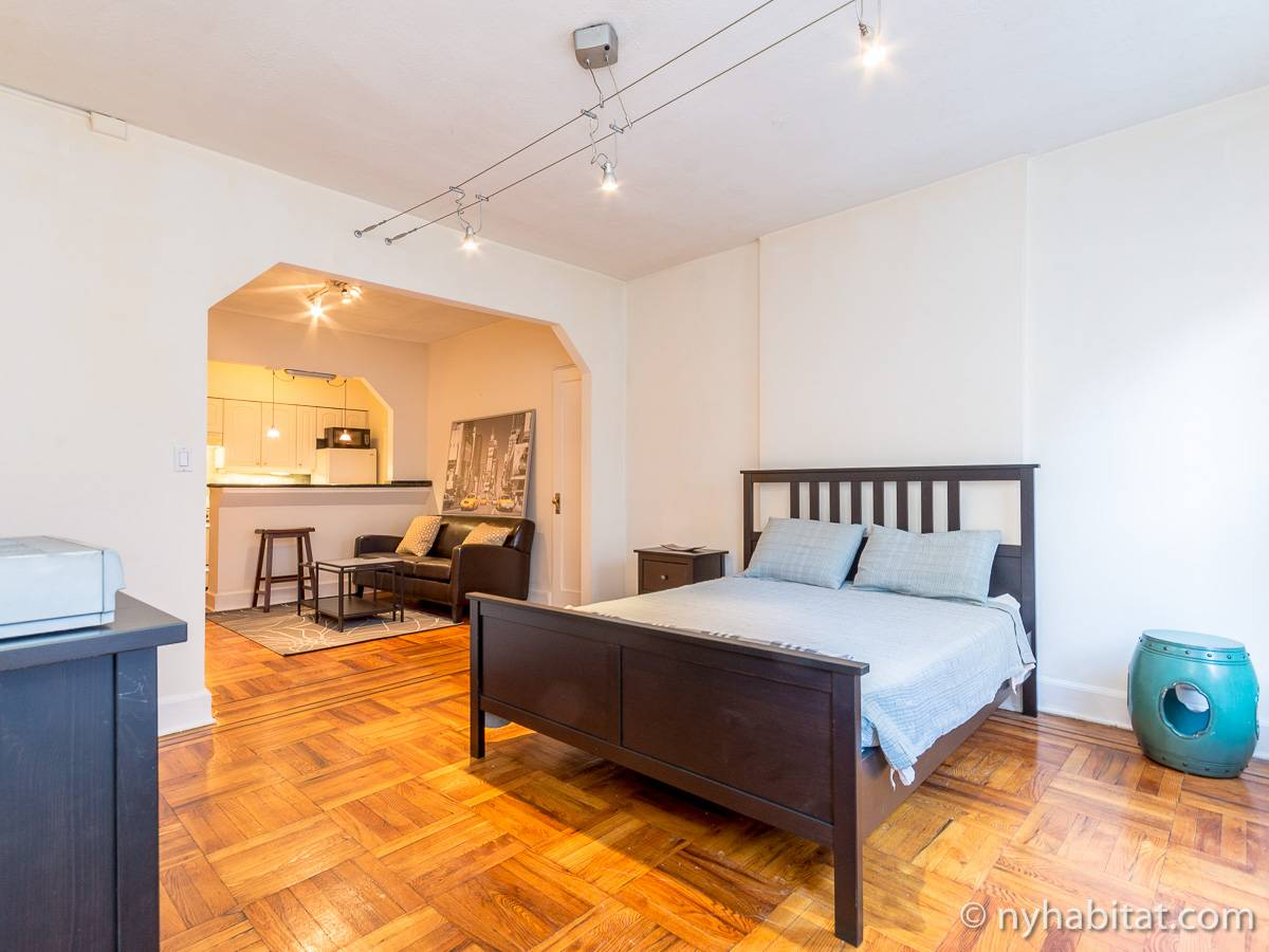 New York - Alcove Studio apartment - Apartment reference NY-14326