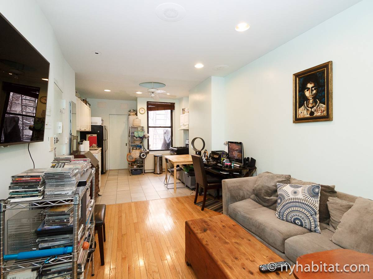 New York - T2 appartement colocation - Appartement référence NY-14383