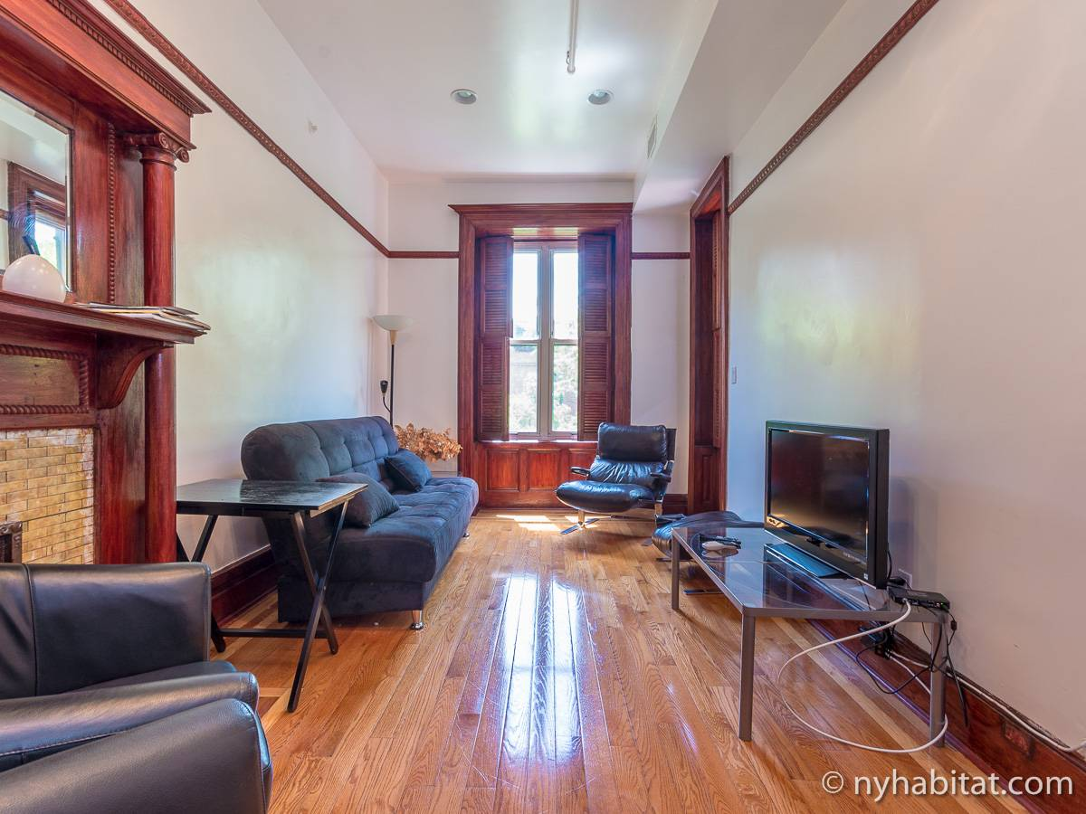 New York - 2 Bedroom accommodation - Apartment reference NY-14387
