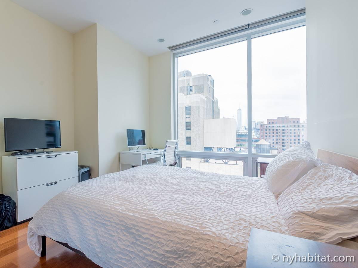 New York - 2 Bedroom roommate share apartment - Apartment reference NY-14400