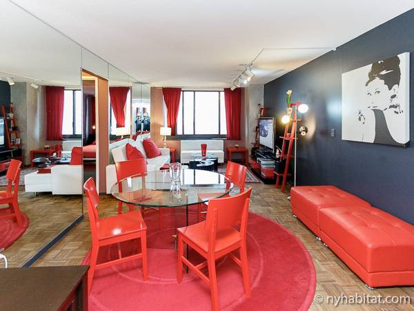 New York - 1 Bedroom apartment - Apartment reference NY-14403
