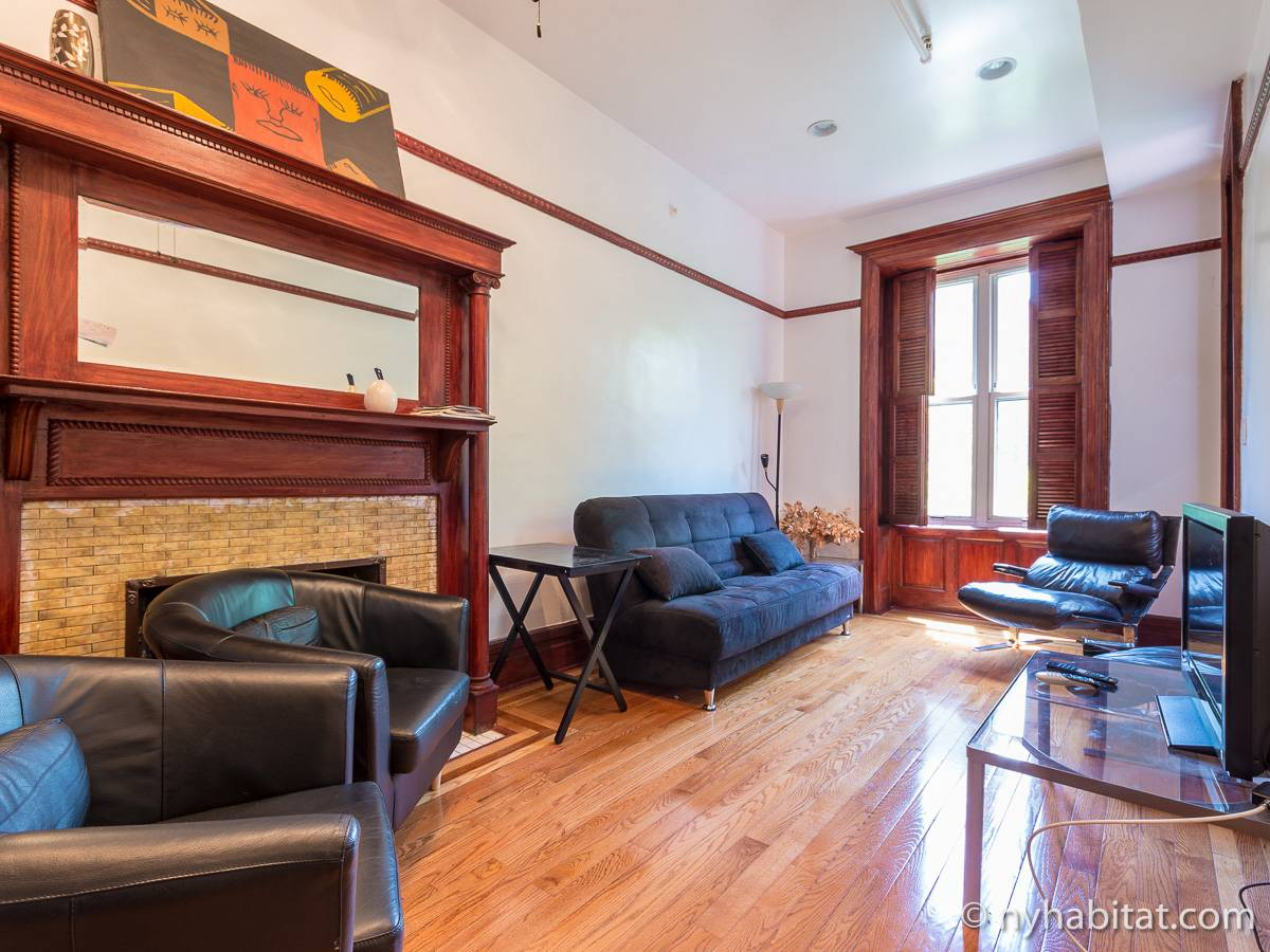 New York - 1 Bedroom accommodation - Apartment reference NY-14410
