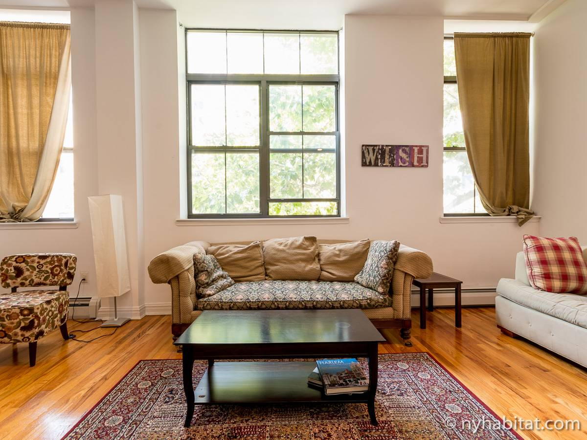New York - 3 Bedroom accommodation - Apartment reference NY-14415