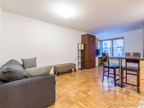 New York - Studio apartment - Apartment reference NY-14439