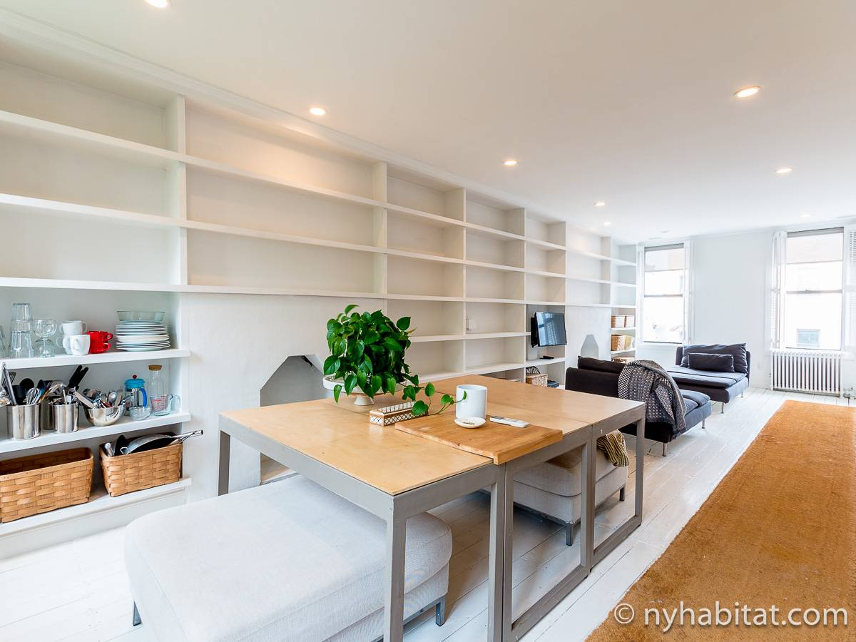 New York - T2 logement location appartement - Appartement référence NY-14442
