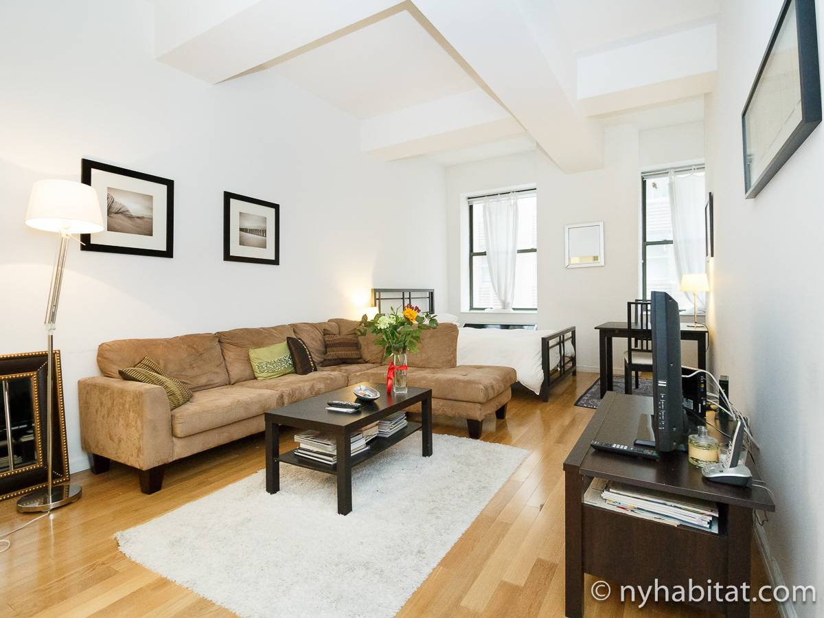 New York - Studio T1 logement location appartement - Appartement référence NY-14470