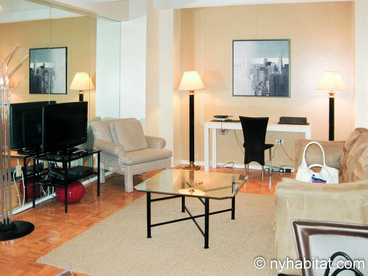 New York - 1 Bedroom apartment - Apartment reference NY-14471
