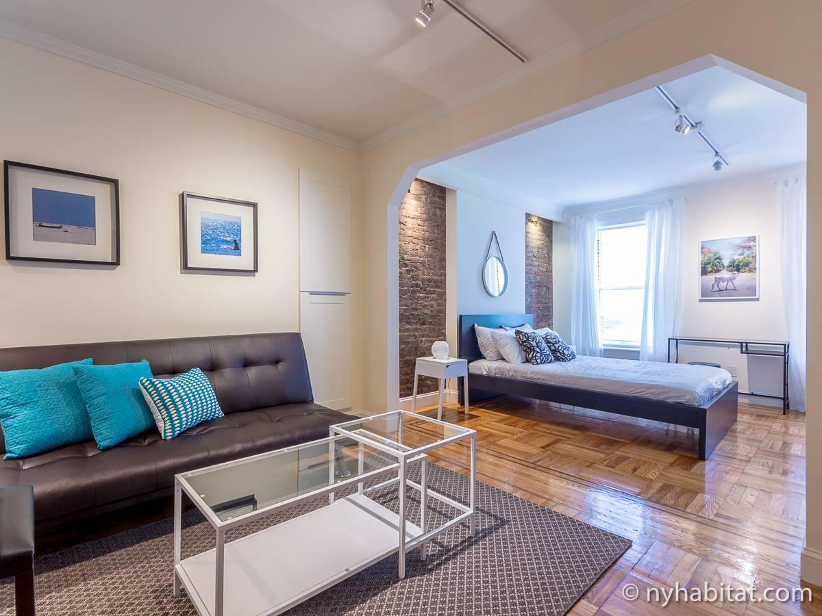New York - Alcove Studio apartment - Apartment reference NY-14474
