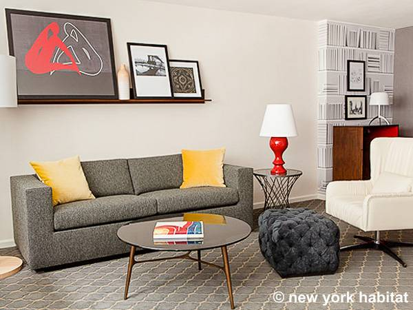 New York - 1 Bedroom accommodation - Apartment reference NY-14492