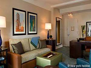 New York - 1 Bedroom accommodation - Apartment reference NY-14560