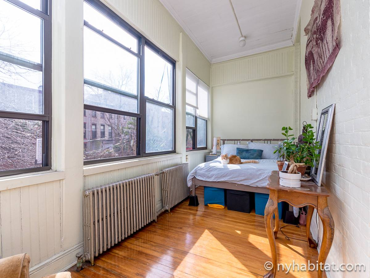 New York - 4 Bedroom roommate share apartment - Apartment reference NY-14619