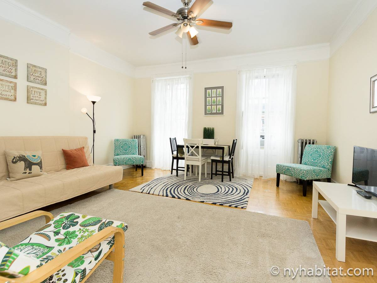 New York - 1 Bedroom apartment - Apartment reference NY-14627