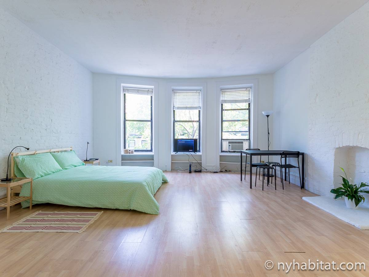 New York - Studio apartment - Apartment reference NY-14634