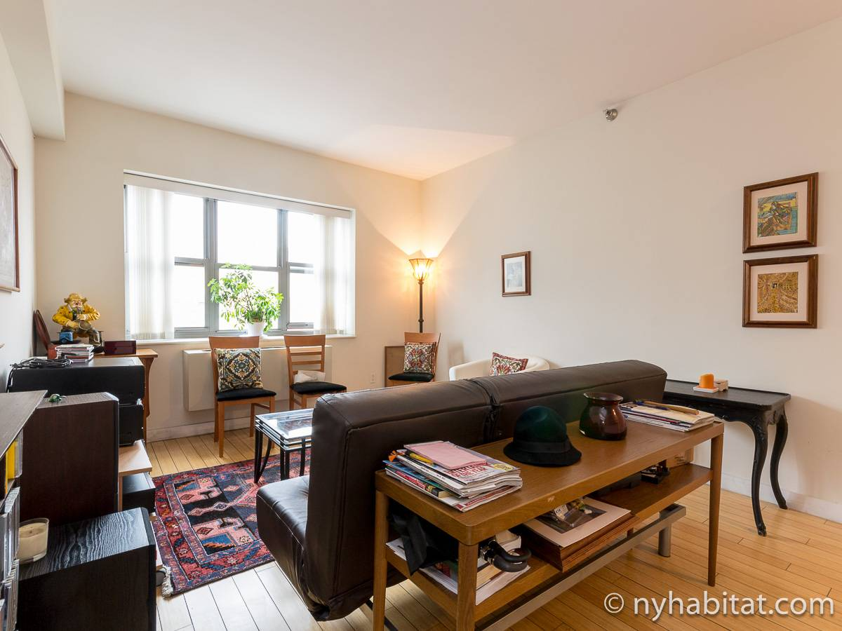 New york roommate room for rent in midtown west 2 - 2 bedroom apartments for rent in new york ...