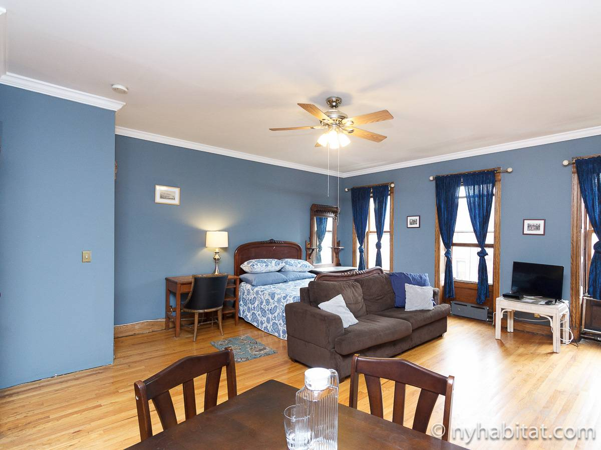 New York - 5 Bedroom roommate share apartment - Apartment reference NY-14655