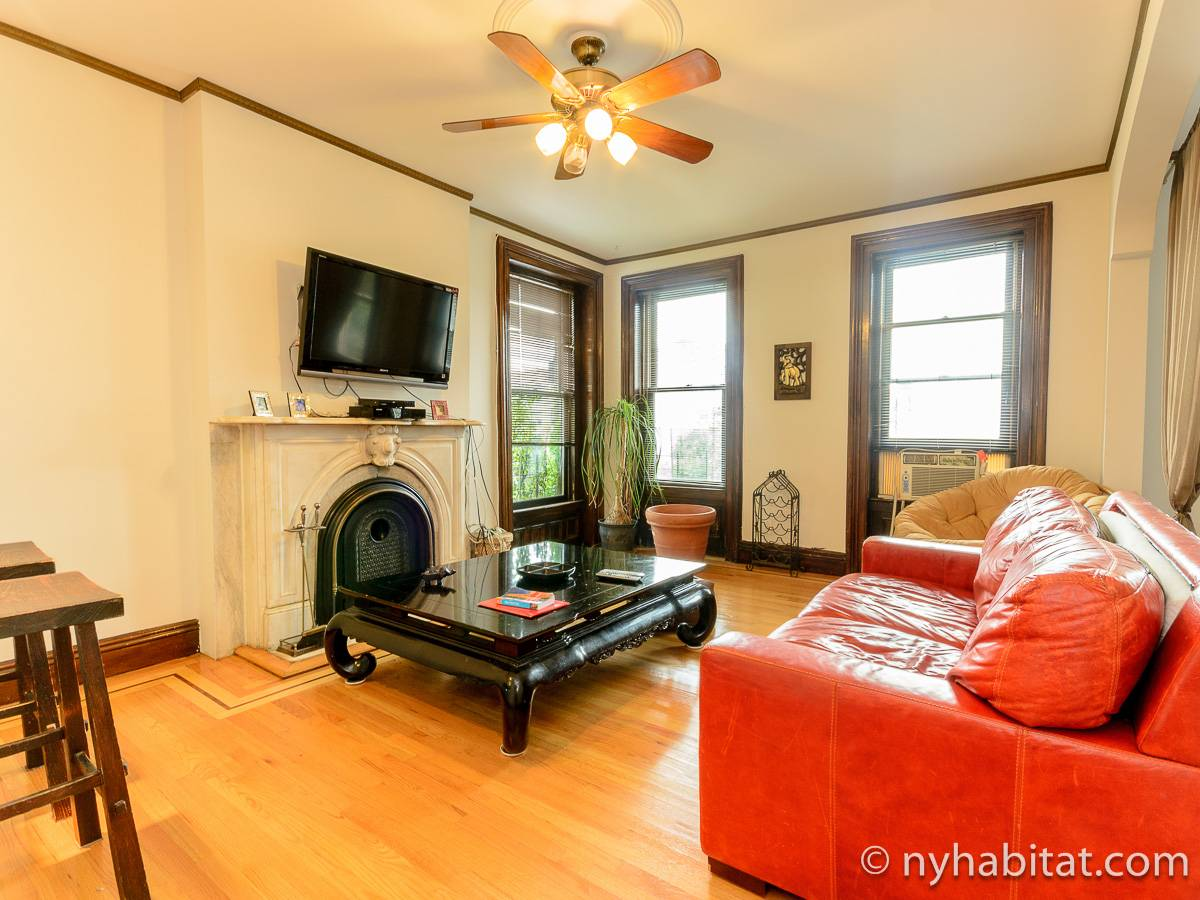 New York - 1 Bedroom apartment - Apartment reference NY-14743