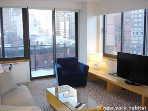 New York - 1 Bedroom accommodation - Apartment reference NY-14748