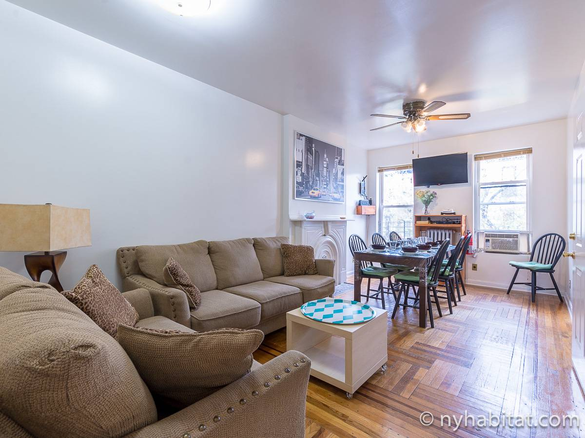 New York - 4 Bedroom apartment - Apartment reference NY-14755