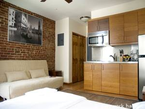 New York - Studio T1 logement location appartement - Appartement référence NY-14761