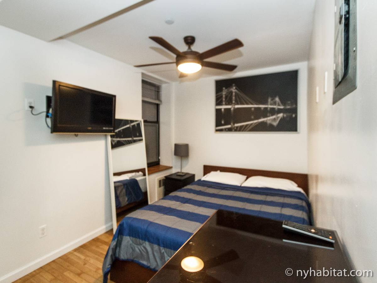 New York - Studio T1 logement location appartement - Appartement référence NY-14770