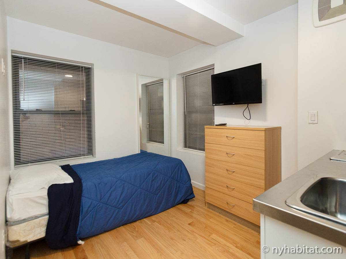 New York - Studio T1 logement location appartement - Appartement référence NY-14772