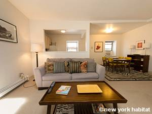 New York - 1 Bedroom accommodation - Apartment reference NY-14781