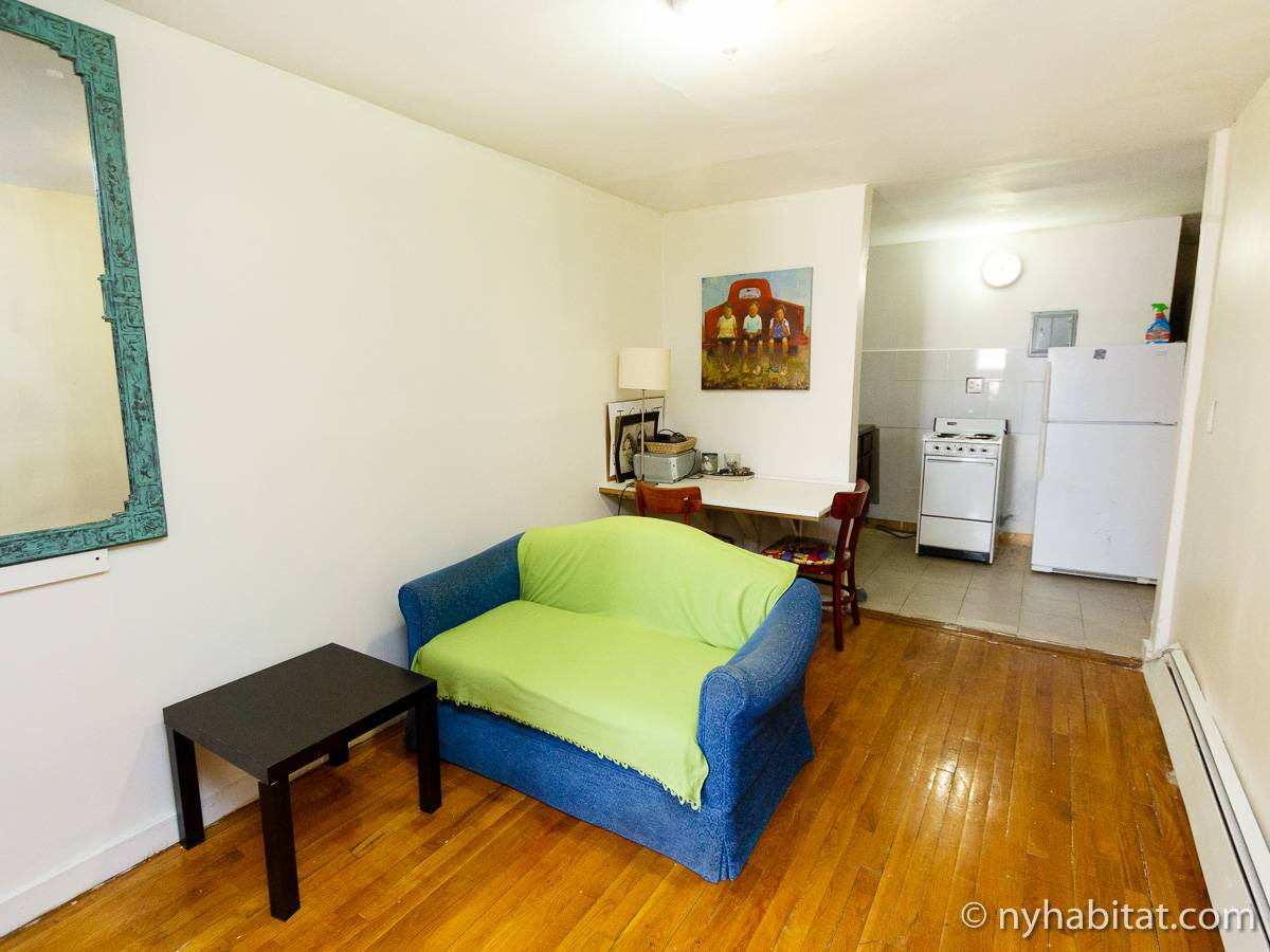 New York - 3 Bedroom roommate share apartment - Apartment reference NY-14809