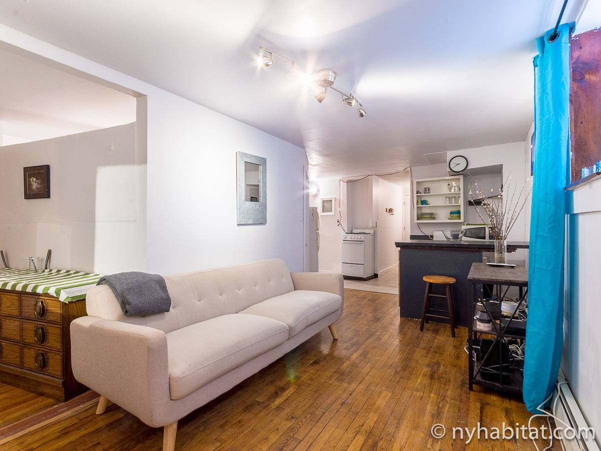 New York - 2 Bedroom roommate share apartment - Apartment reference NY-14810