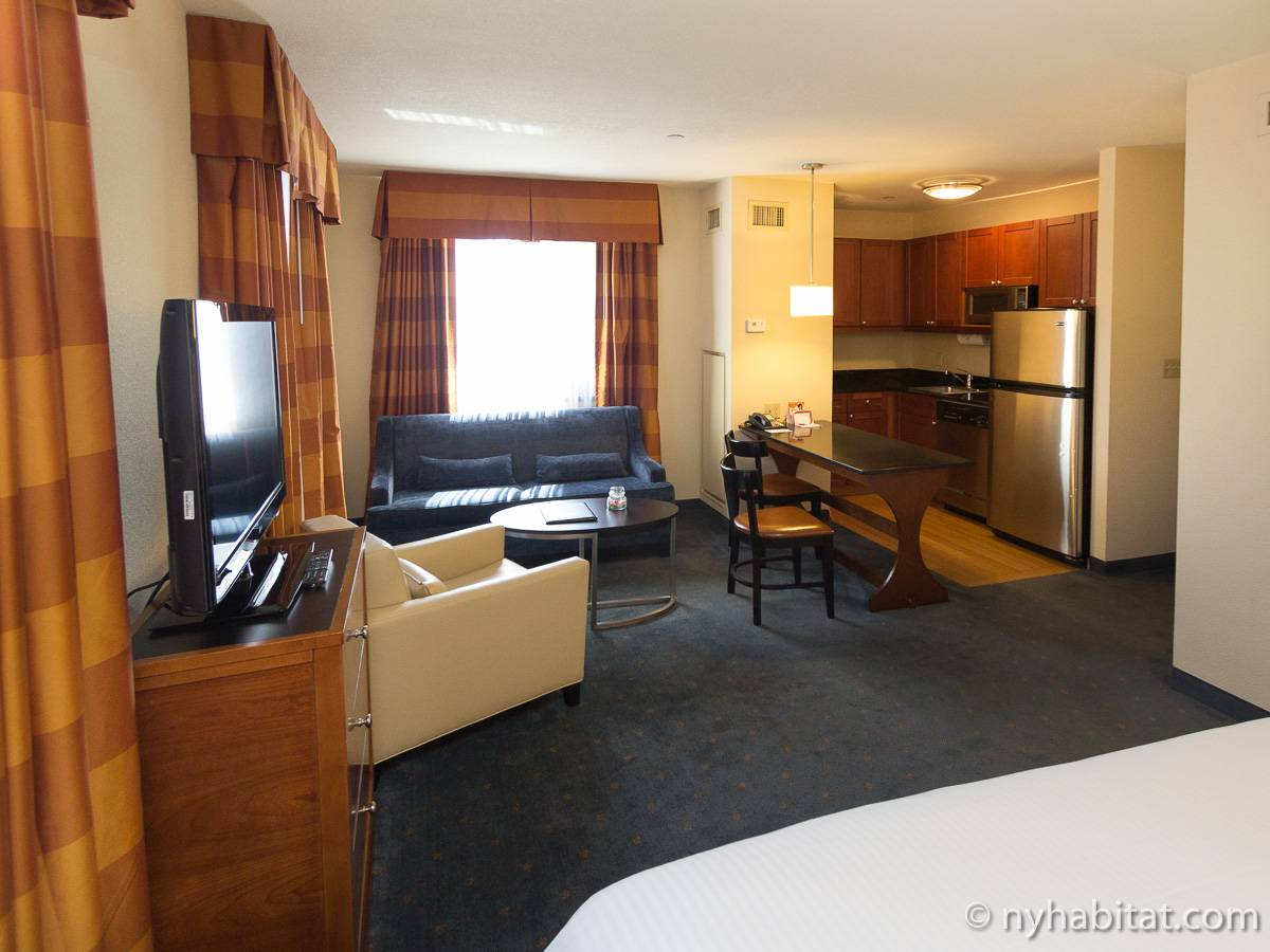 New York - Studio accommodation - Apartment reference NY-14824
