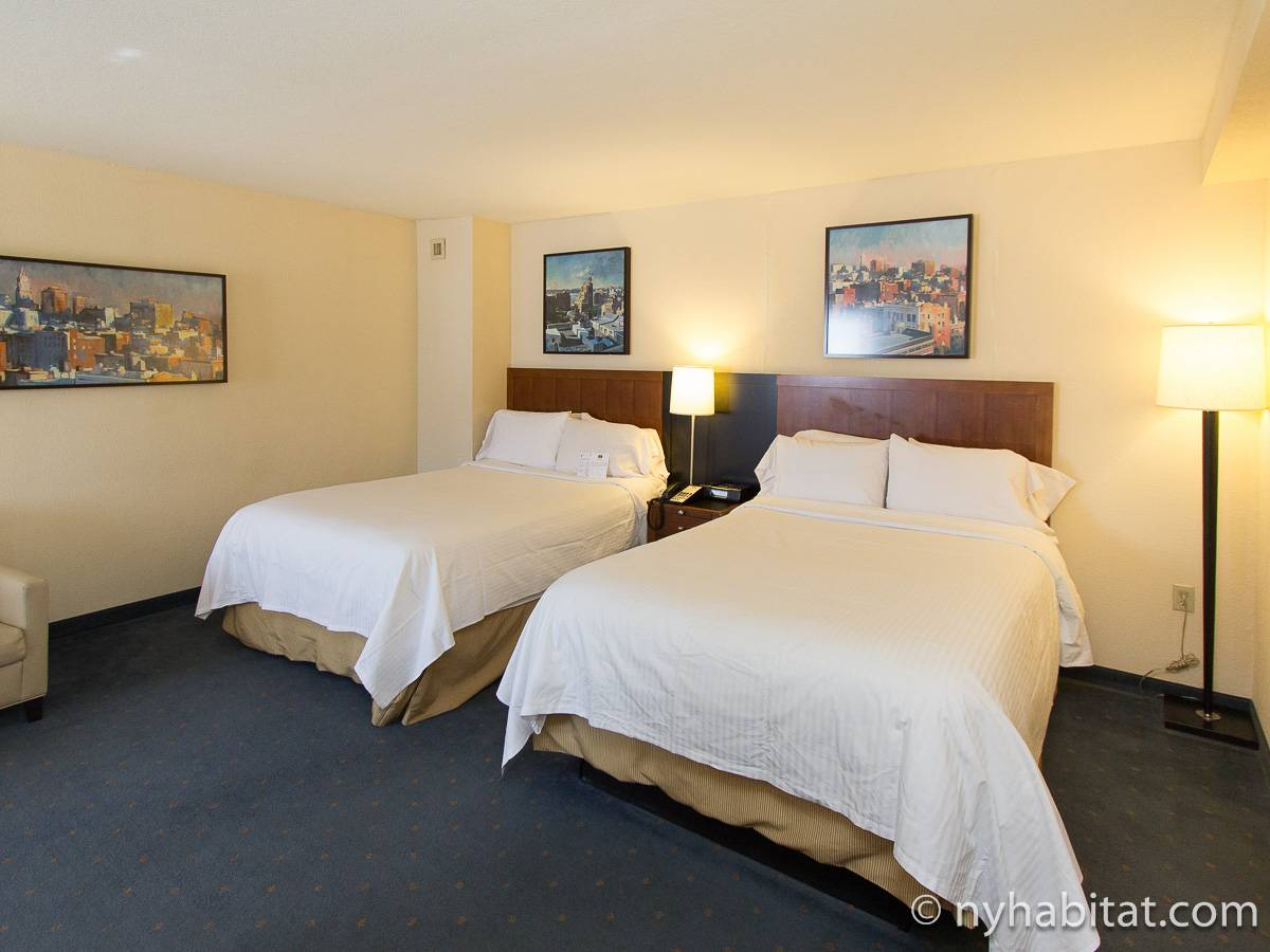 New York - Studio T1 appartement location vacances - Appartement référence NY-14826