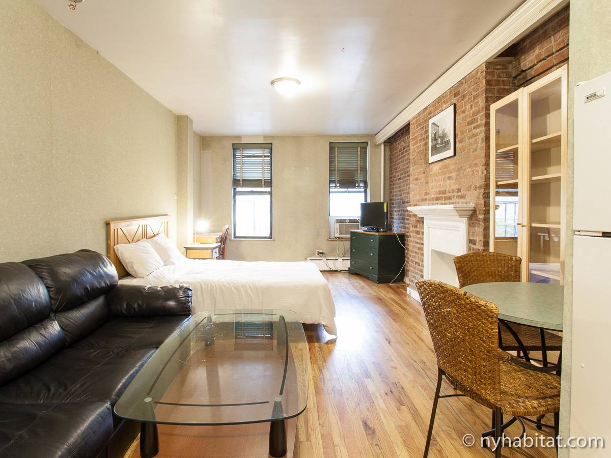 New York - Studio apartment - Apartment reference NY-14865