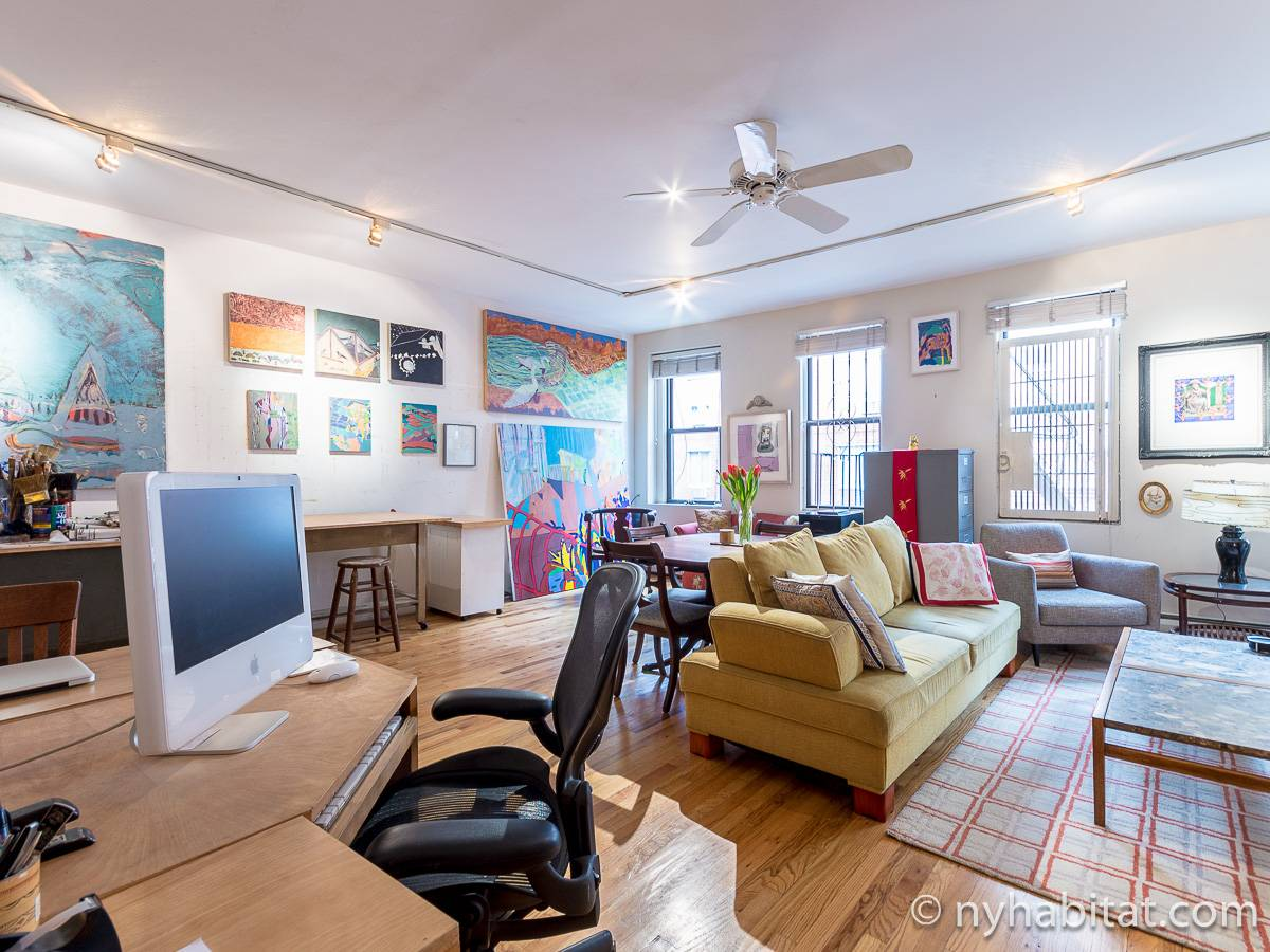 New York - 2 Bedroom apartment - Apartment reference NY-14872