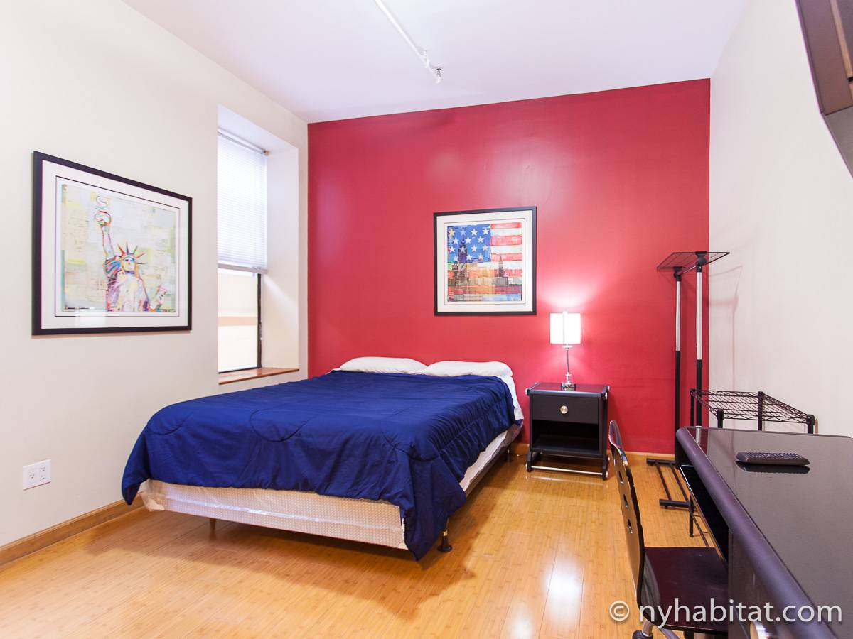 New York - Studio apartment - Apartment reference NY-14876