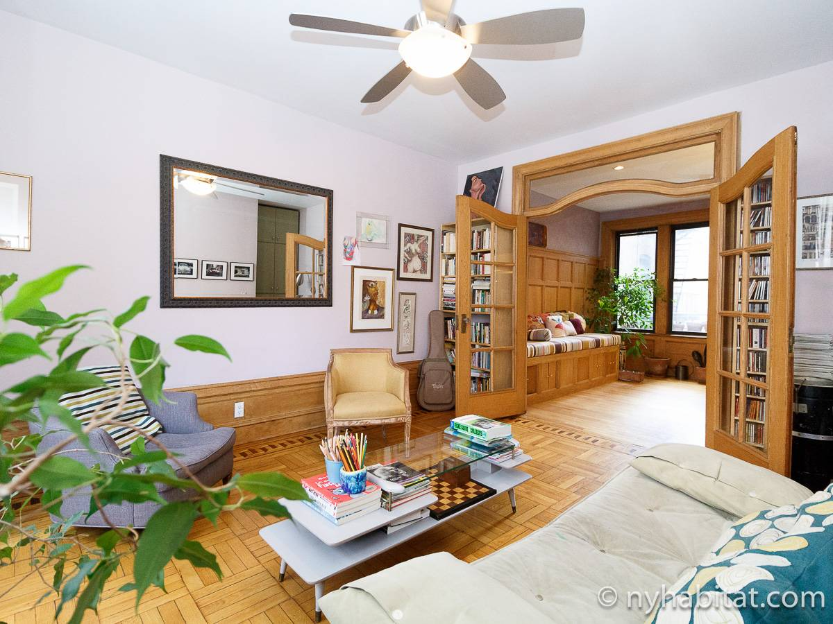 New York - 4 Bedroom apartment - Apartment reference NY-14877