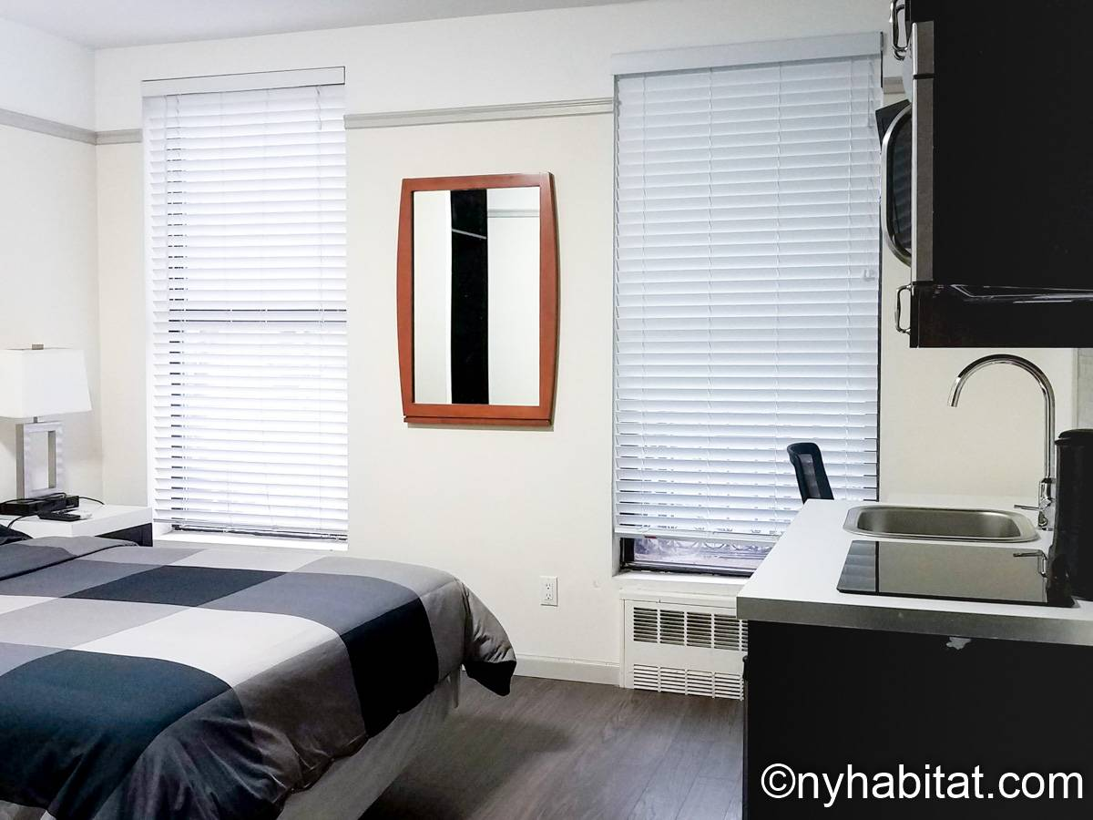 New York - Studio apartment - Apartment reference NY-14884