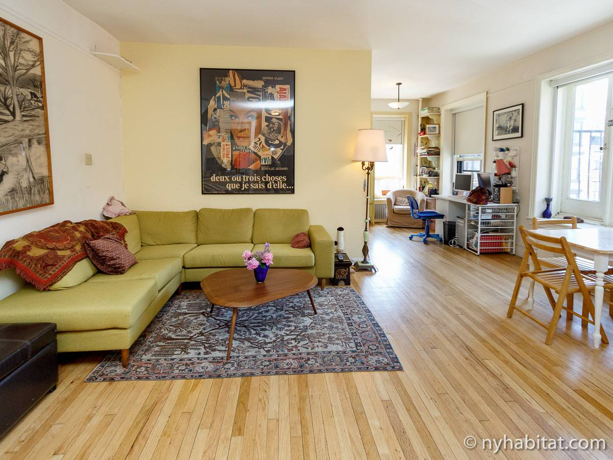 New York - 1 Bedroom apartment - Apartment reference NY-14934