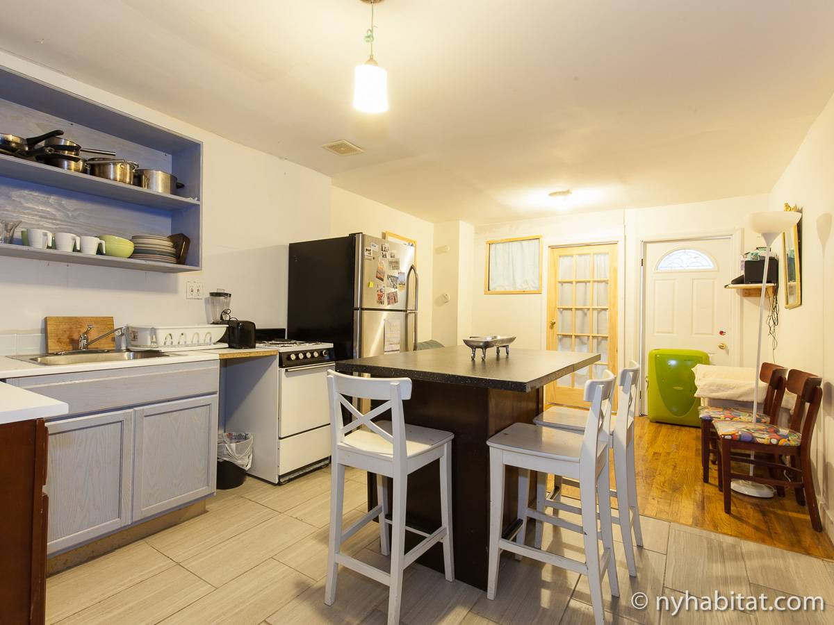 New York - 4 Bedroom roommate share apartment - Apartment reference NY-14936