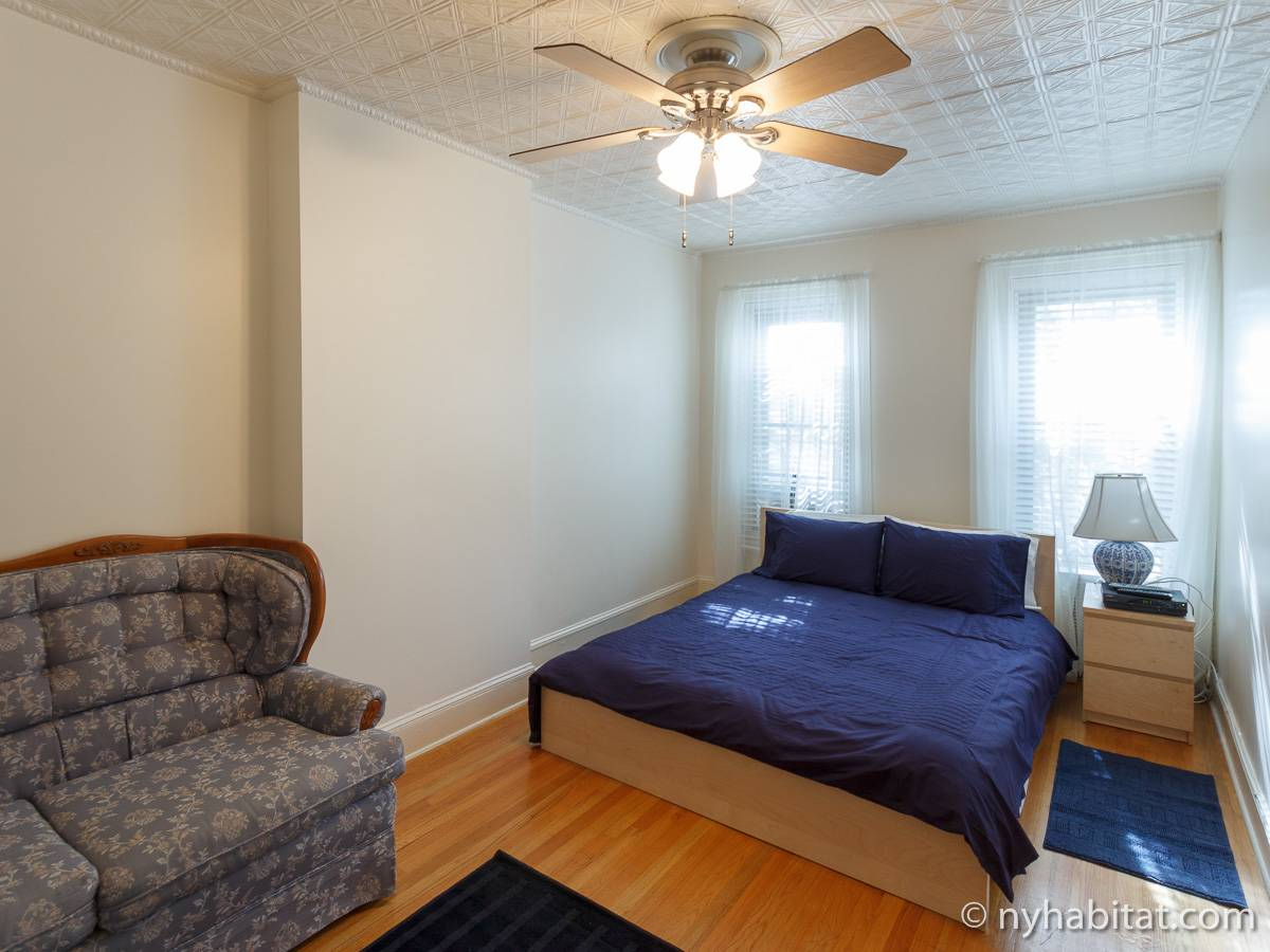 New York - 1 Bedroom accommodation - Apartment reference NY-14942