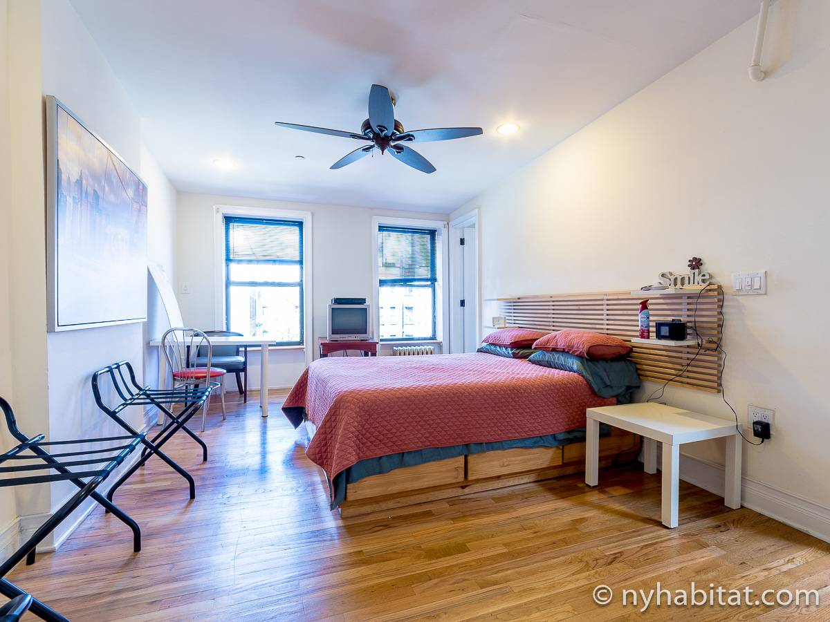 New York - Studio accommodation - Apartment reference NY-15028