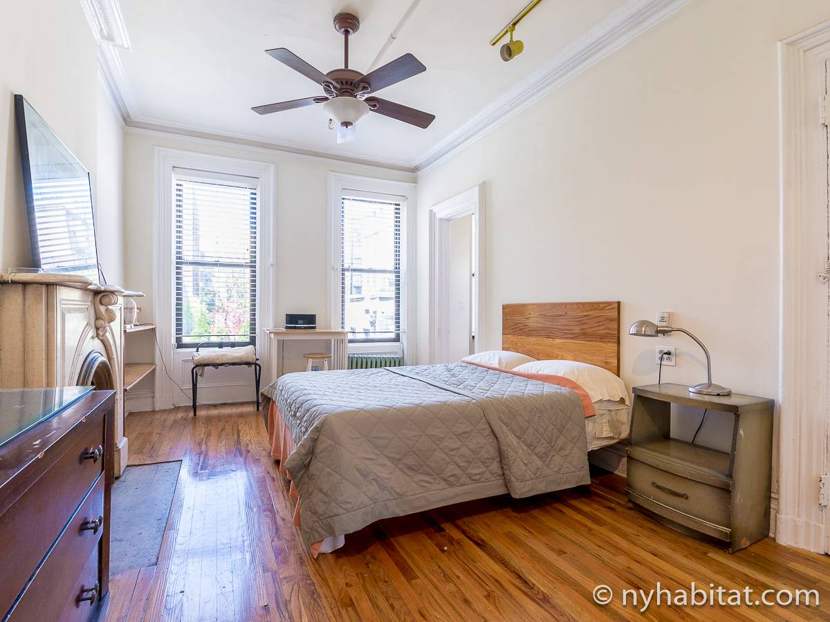New York - 1 Bedroom accommodation - Apartment reference NY-15029