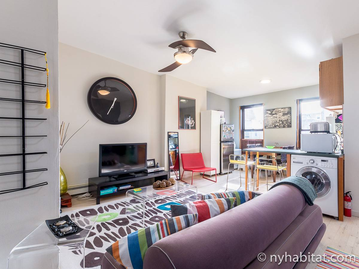 New York - 2 Bedroom accommodation - Apartment reference NY-15041