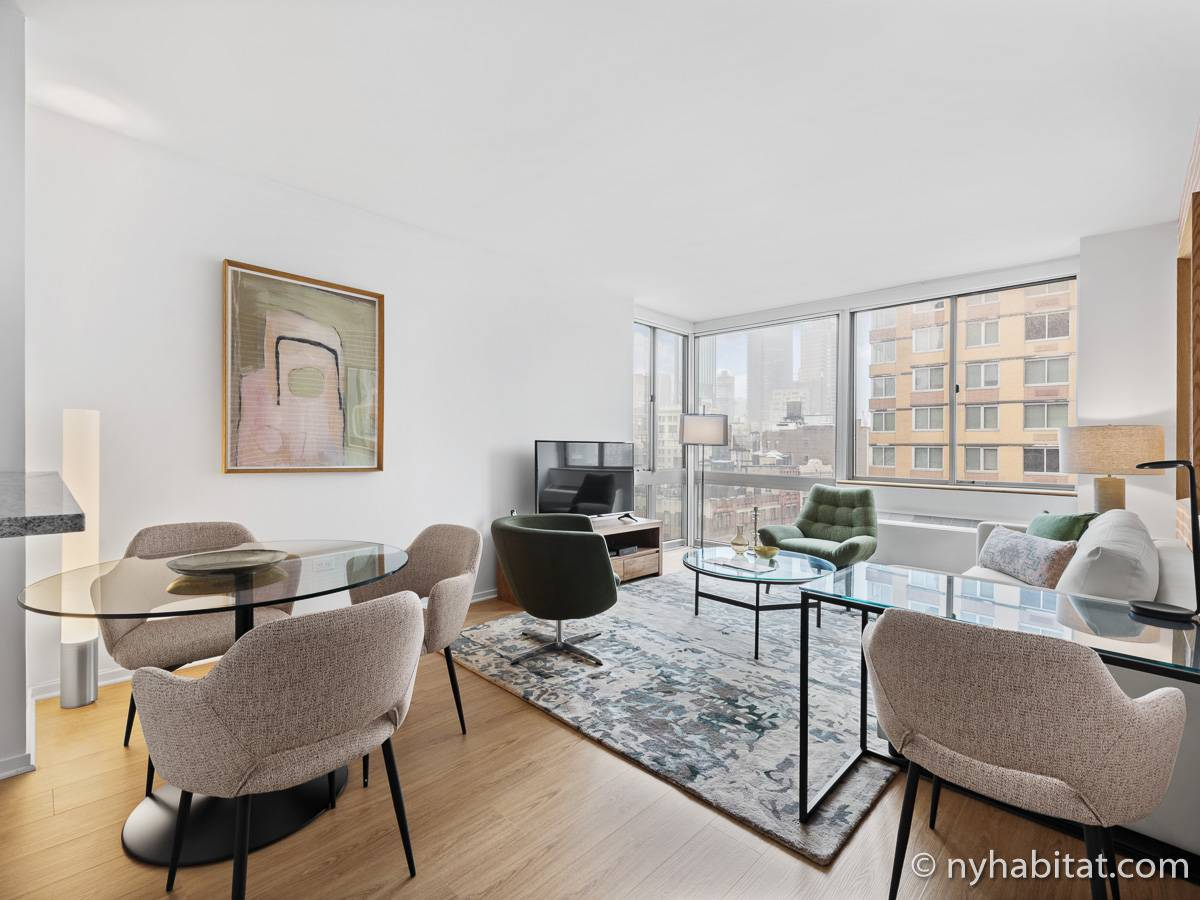 New York - 1 Bedroom apartment - Apartment reference NY-15054