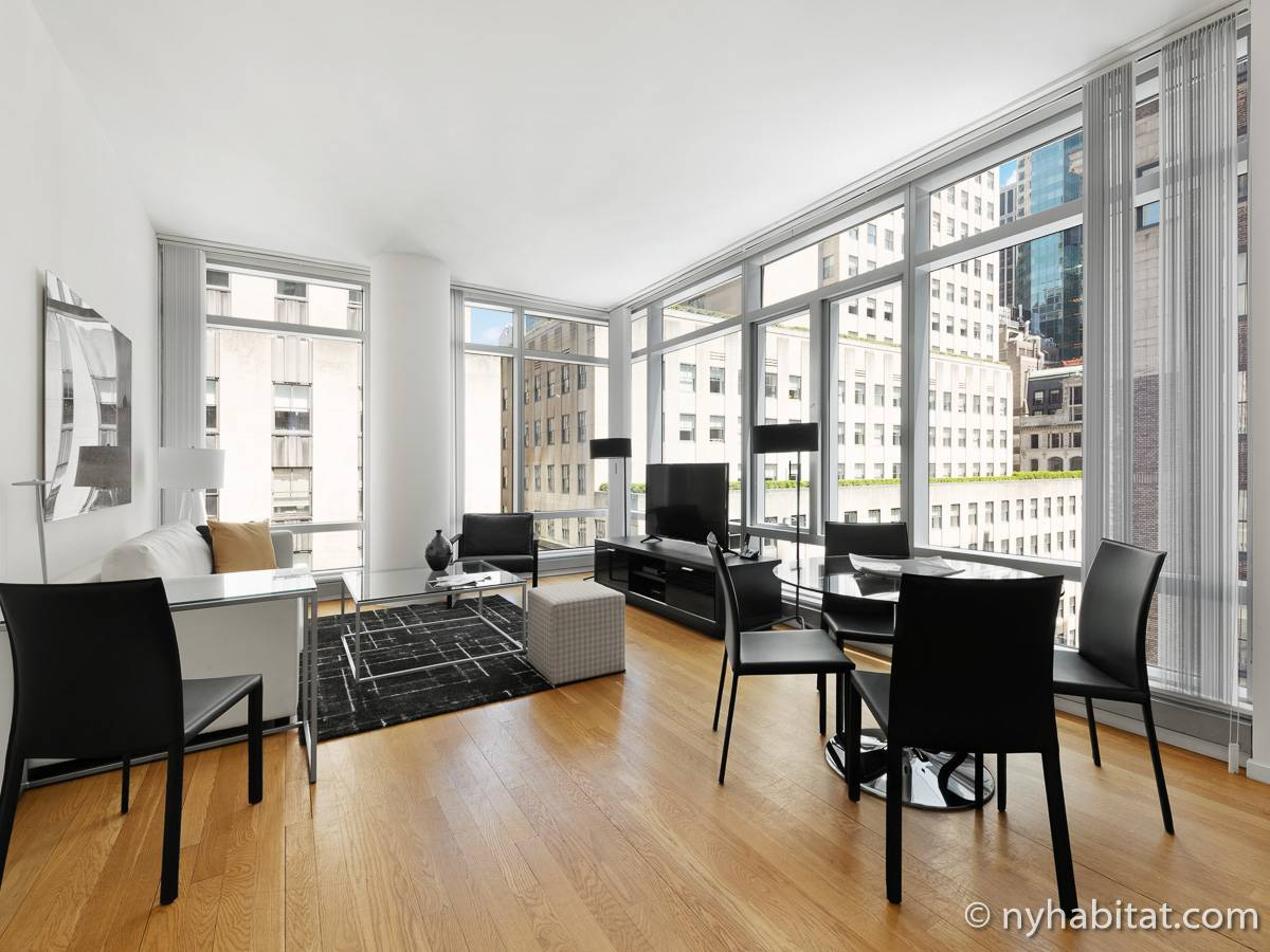 New York - 1 Bedroom apartment - Apartment reference NY-15066