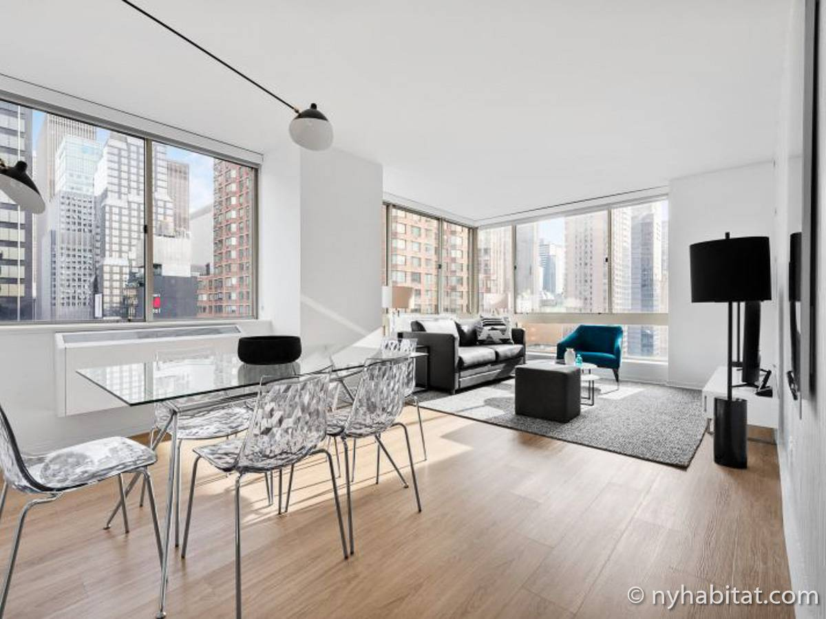 New York - 2 Bedroom apartment - Apartment reference NY-15076