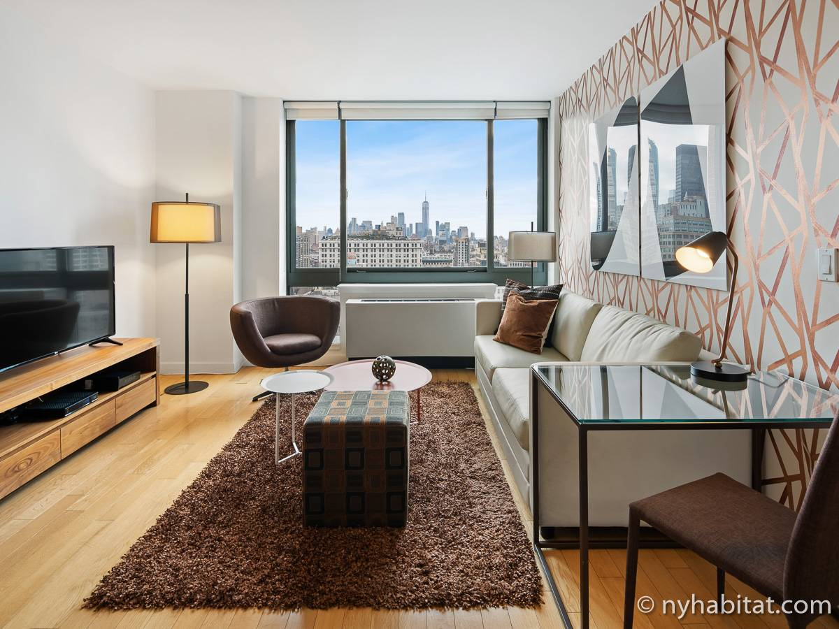New York - 1 Bedroom apartment - Apartment reference NY-15090