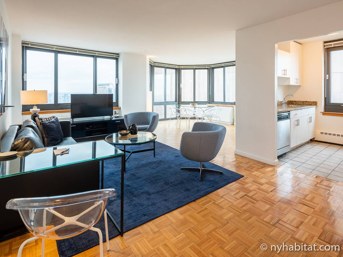 New York - 1 Bedroom apartment - Apartment reference NY-15097